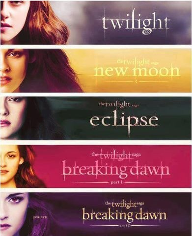 Bella Swan --Twilight --  Kristen Stewart -- Eclipse - New Moon - Breaking Dawn - Twilight Saga