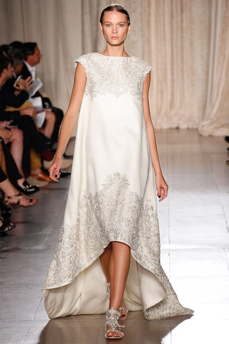 ANDREA JANKE Finest Accessories: NYFW | Marchesa Spring/Summer 2013 Marchesa SS13 NYFW