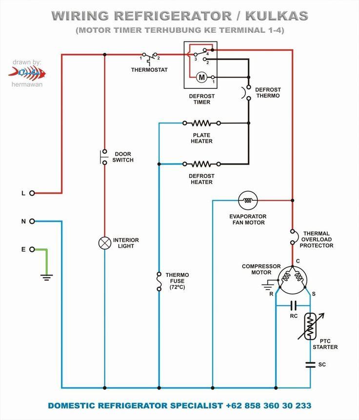 Wiring       Diagram    For Walk In Freezer Besides Heatcraft Evaporator with regard to Heatcraft