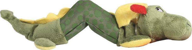 KONG Dog Toy Squeaky Toy Dragon Dog Toy Medium Large Dog Plush Toy Dog Supplies #KONG