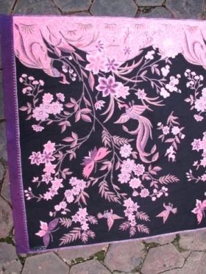 amazingly beautiful Batik Hokokai, Kedungwuni, Pekalongan