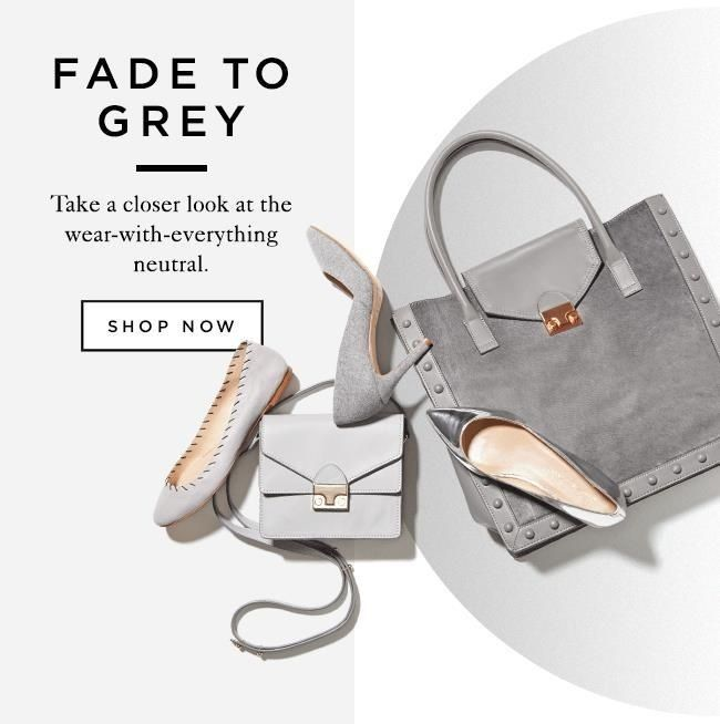 Shop Silver + Grey Pieces At The Official Loeffler Randall Online Store LoefflerRandall.com in Retail design