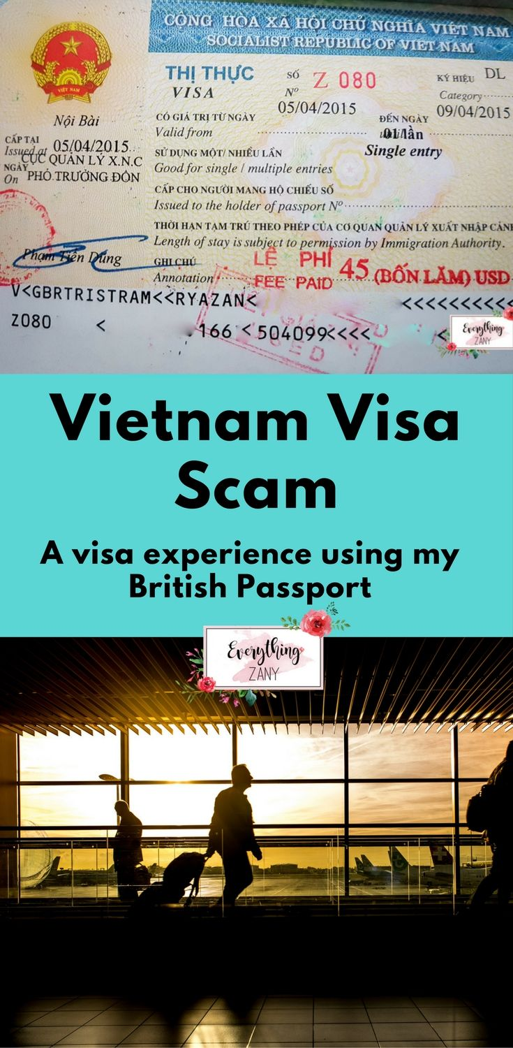 #Vietnam #VietnamTours #VietnamVisa #VietnamHolidays | Vietnam Visa Scam: A Visa Experience using my British Passport | Sharing my Vietnam Visa scam experience that I hope you never encounter! During my first visit to Hanoi, Vietnam back in April 2015 I was using my British passport (I was not yet a dual citizen during this trip hence, I don't have my Philippine passport with me). I unfortunately fell into the trap of a visa scam. I would like to share with you my personal experience on how…