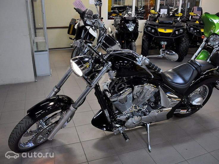 Продажа мотоциклы подержанные Honda Fury