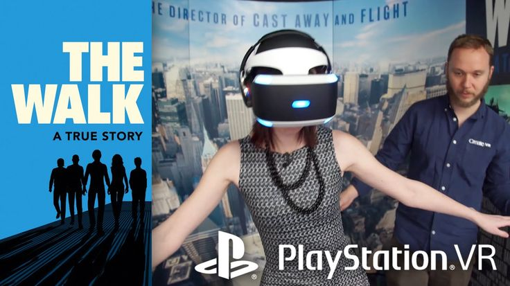 Bomber Rouge got hands on with Playstation VR to experience The Walk in this breathtaking virtual reality experience. Check out more from the bombshells: htt...