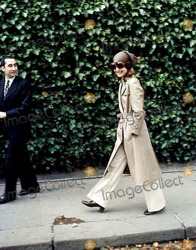 Jacqueline Kennedy Onassis 1974