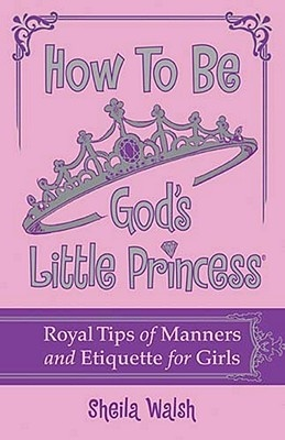 A fun guide book for God's little princesses.  What does it take to be a princess? Sheila Walsh has some important answers to share for every little girl. This trendy design features black & white line art and a two-color pink and black interior. The art will tie to each how-to<\/em> topic in the book-how to make the best pink cookies, how to wear a tiara, how to earn money at home, how to care for a royal dog, how t...