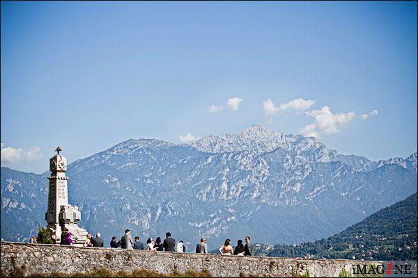 Wedding Photographer: Church of St Abbondio in Mezzegra & Villa dEste, Lake Como: Mark & Henrietta by iMAG1NE