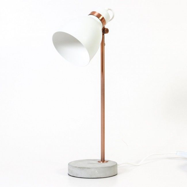 Osca Table Lamp, $249, Clickon Furniture