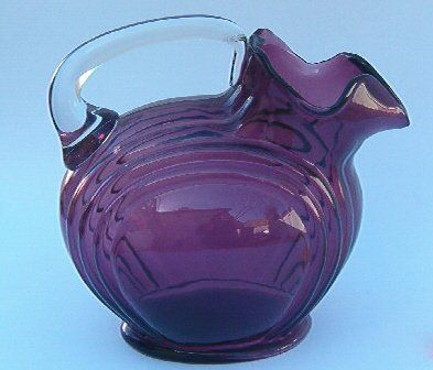 Purple Nautilus Pitcher Cambridge