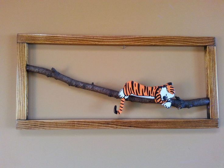 Cute present for a Calvin and Hobbes fan