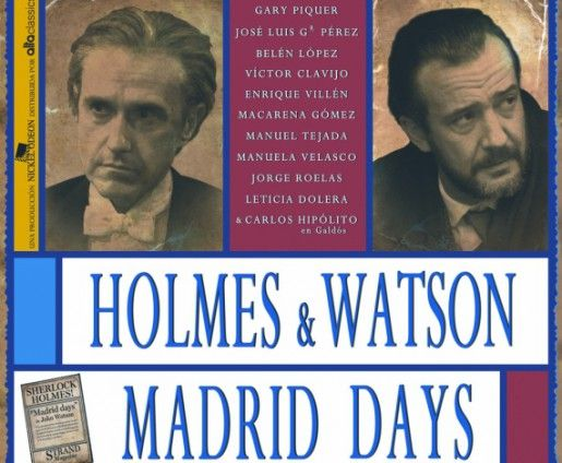 De Tarzán a Gallardón: las extrañas amistades de Sherlock Holmes