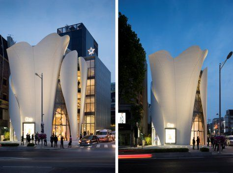 Christian Dior opens new boutique in Seoul