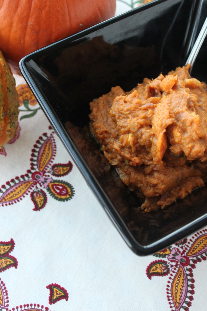 4 Ingredient Healthy Mashed Sweet Potatoes