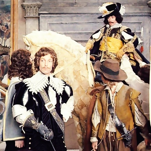Three Musketeers 1973