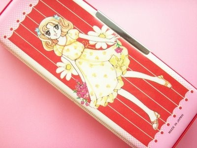 Japanese pencil case