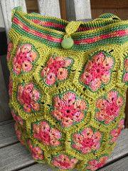 Die schönsten Taschen häkeln Teil 1