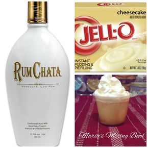 RumChata Cheesecake Pudding Shots are  frozen pudding shots, made with rum! So delicious!!  Ingredients 1 pkg instant cheesecake pudding mix 3/4 c milk 3/4 c rum chata rum