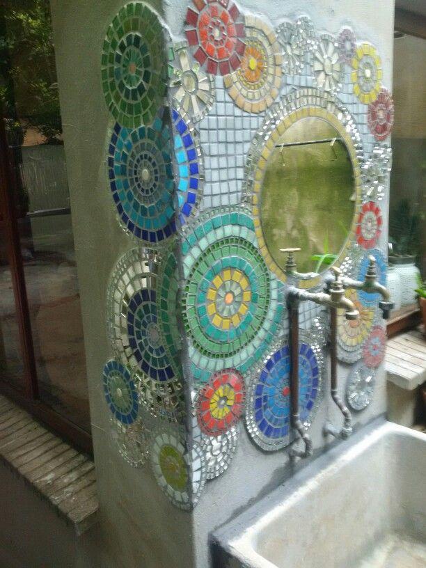Mosaic by Lola liebenberg