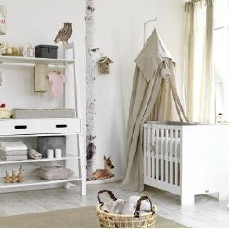 Baby peuter slaapkamers slaapkamer stilt webshop stilt kommode en bureau coming kids - Baby slaapkamer deco ...