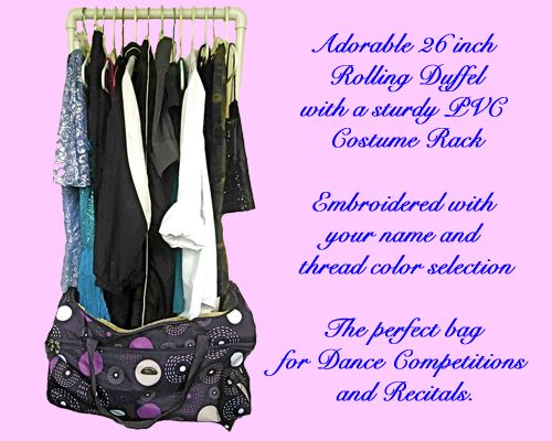 Dance Bag With Garment Rack Classy 45 Best Dance Bags Images On Pinterest  Dancing Dance Dance Dance Design Ideas