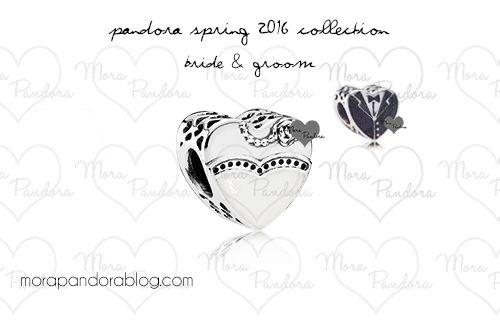 Pandora Spring 2016 Preview - Bride & Groom