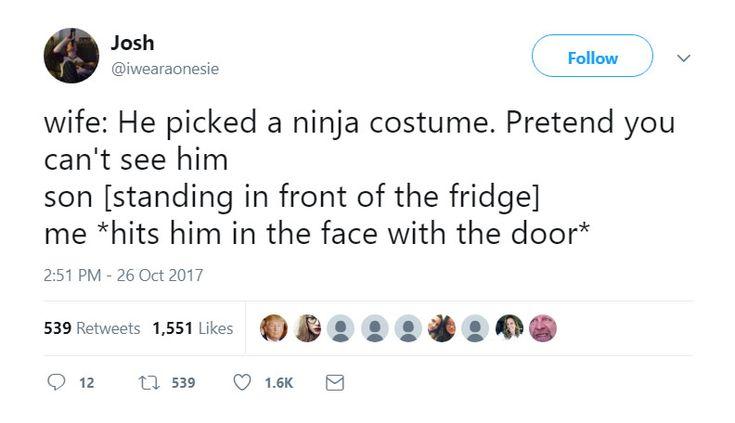 15 Funniest Parenting Tweets Of The Week (October 29, 2017)