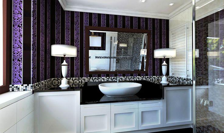 Łazienka stylizowana
