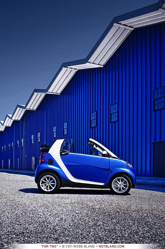 Smart ForTwo Cabrio A451