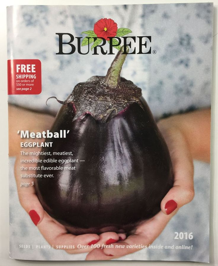 68 Free Seed and Plant Catalogs
