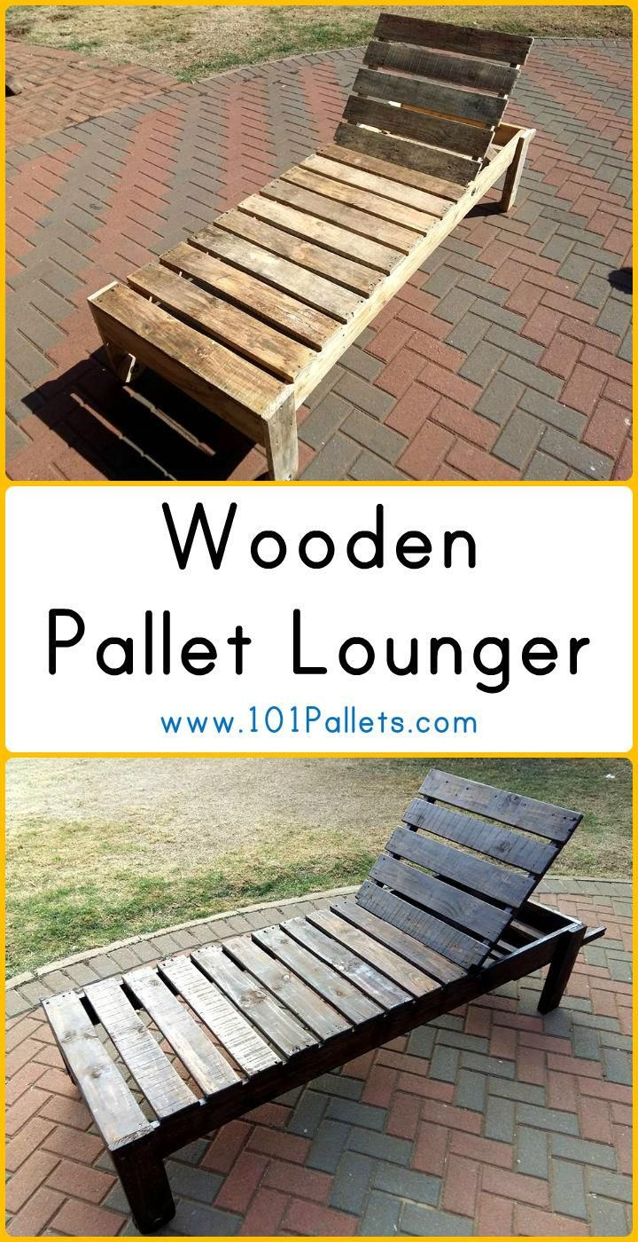 Diy comfortable pallet adirondack chair 101 pallets - 400 Best Wood Pallet Projects Images On Pinterest Wood Woodwork And Pallet Ideas