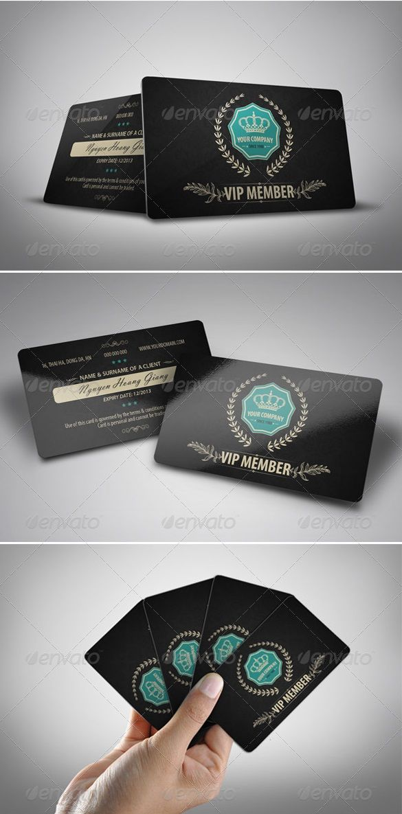 17 Best Ideas About Vip Card On Pinterest | Business Cards