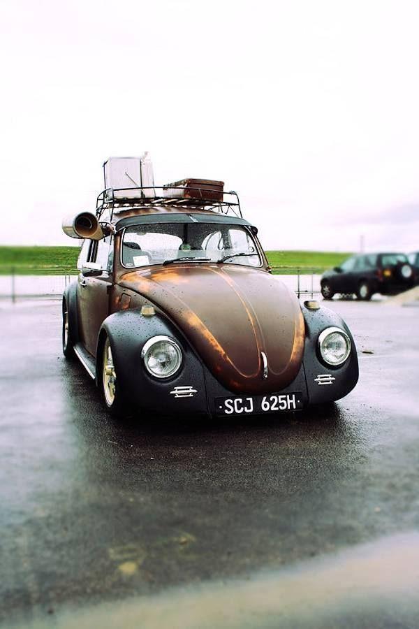 VW CRAZY ....RATLOOK