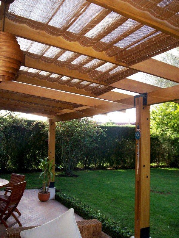 Pérgolas de MaderaLas pérgolas en madera, están conformadas por una estructura de vigas y columnas en madera resistente. Para consultar precios, resolver dudas y cotiz…