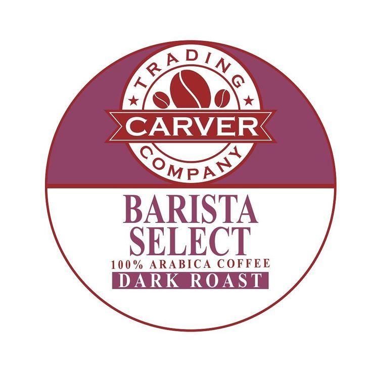 Barista Select Dark Roast Single Use Coffee Pods Dark