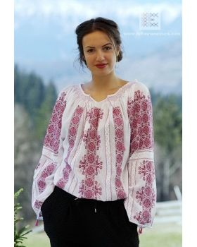 handmade embroidery - Worldwide Shipping - Romanian blouses