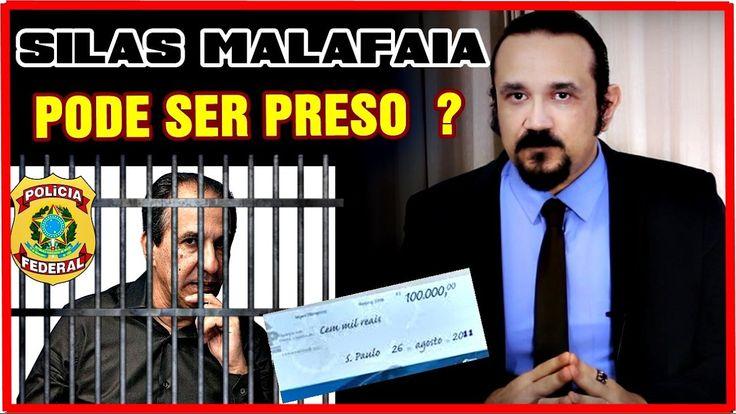 PASTOR SILAS MALAFAIA , CONVOCADO A POLÍCIA FEDERAL, ELE PODE SER PRESO ?