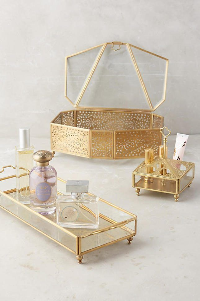 The Top 25 Anthropologie Goodies We Want for Our Bedroom This Spring via Brit + Co