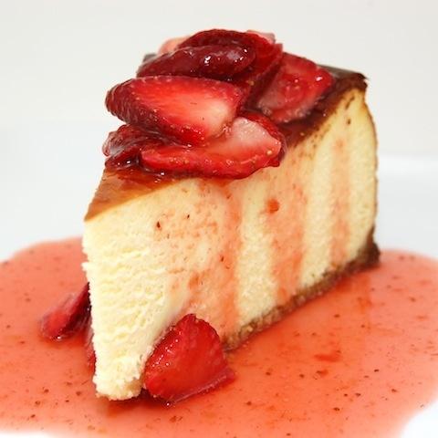 cheesecakes   - http://www.pinnedrecipes.netDesserts, New York Cheesecake, Strawberries Cheesecake, Ny Style, Cheesecake Recipe, Food Processor, Sweets Peas, New York Style, Style Cheesecake