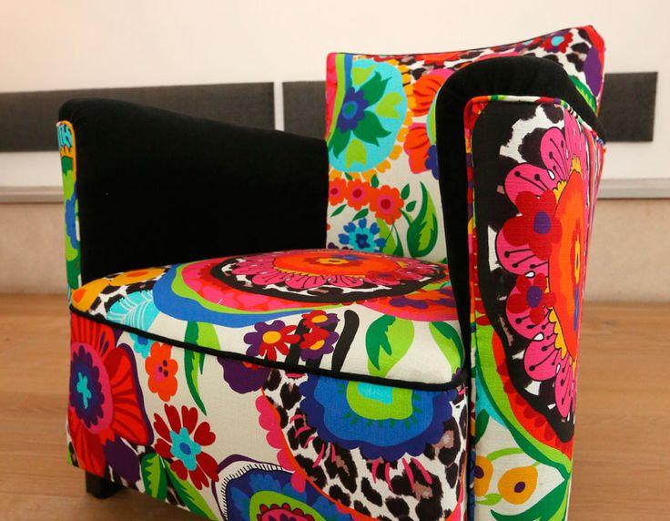 1000 ideas about tissu fauteuil on pinterest fauteuil. Black Bedroom Furniture Sets. Home Design Ideas