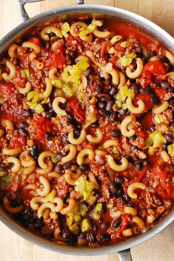 Best 25 Chili Pasta Ideas On Pinterest