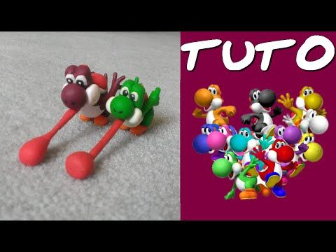 Salut à tous ! Aujourd'hui on se retrouve pour un nouveau tuto, il s'agit de Toad, un des personnages principaux de Mario ! J'ai hâte d'avoir vos avis en com...