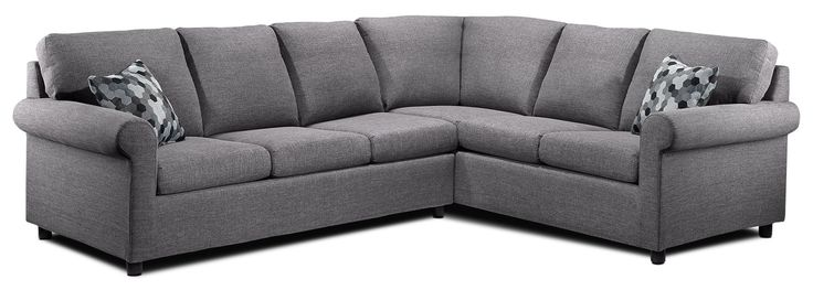 2 Piece Sectional Sofa Bed