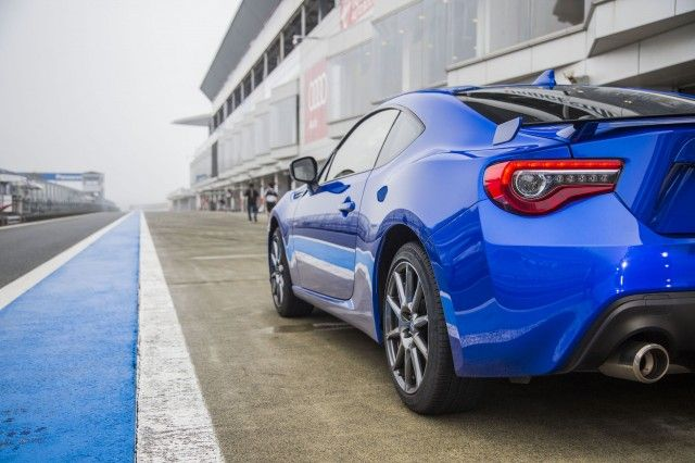 2017 Subaru BRZ Review, Ratings, Specs, Prices, and Photos - The Car Connection