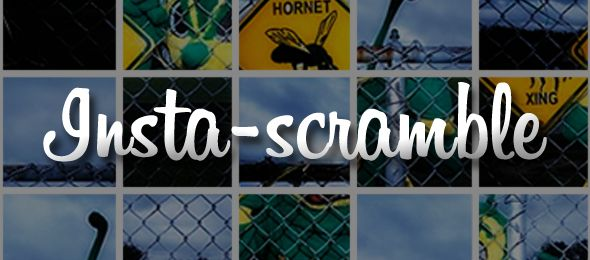 Great Youth Ministry Game: Insta-scramble