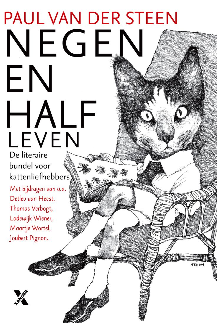 Cats in literature, Paul van der Steen