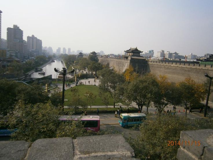 Xi'an Stad's Muur - Xi'an