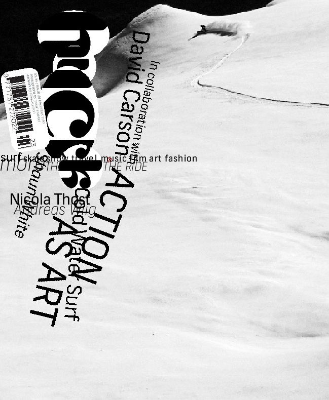 david carson design #typography #graphicdesign