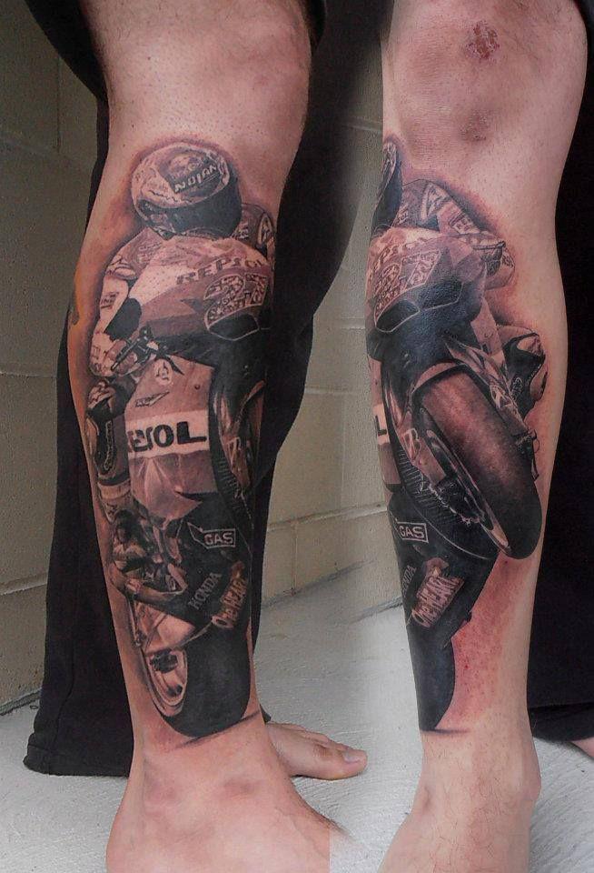 _ moto gp tattoo _   _ tatts _   Pinterest   Tattoo