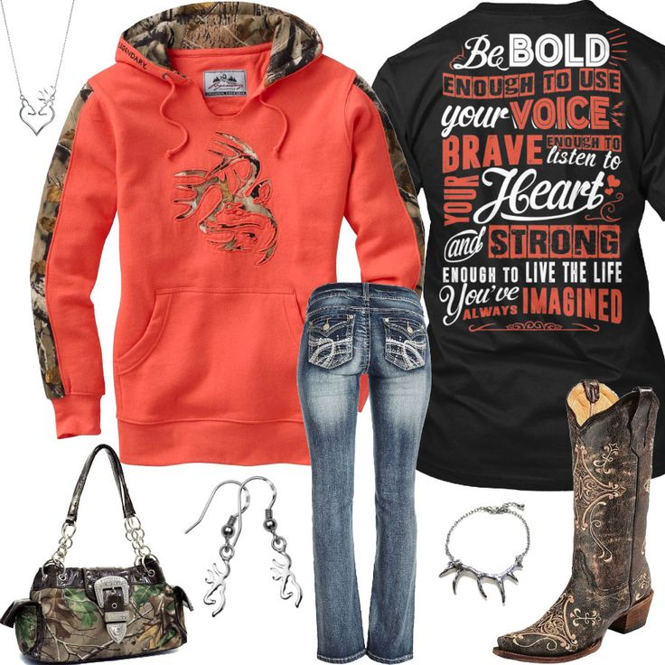 Be Bold Enough To Use Your Voice Outfit - Real Country Ladies